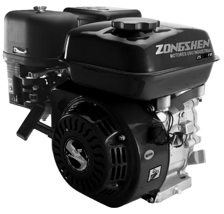 Silniki Zongshen vs silniki Honda